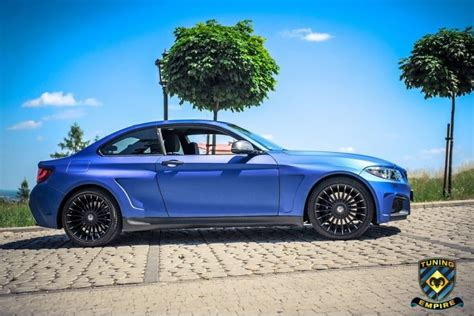 Bmw 2er Bodykit by Bmw F22 2er Coupe Widebody Kit Tuning Empire Alpina 6