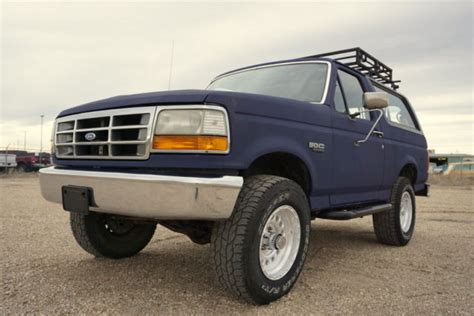 auto air conditioning service 1993 ford bronco parental controls 1993 ford bronco custom 4x4 a c low mileage classic rust free bronco classic ford bronco