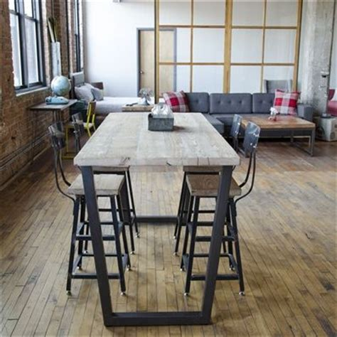 bar top kitchen tables best 25 bar height dining table ideas on pinterest