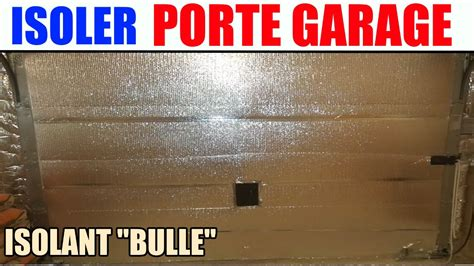 isolare porta garage isoler une porte de garage kit isolation porte de garage