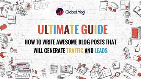 who knew a writers blog ultimate guide how to write awesome blog posts that will