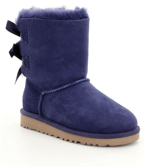 ugg 174 bailey bow boots dillards