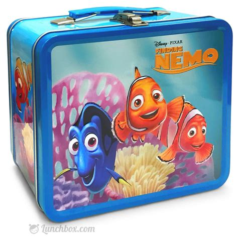 Lunch Box 1 finding nemo metal lunch box lunchbox