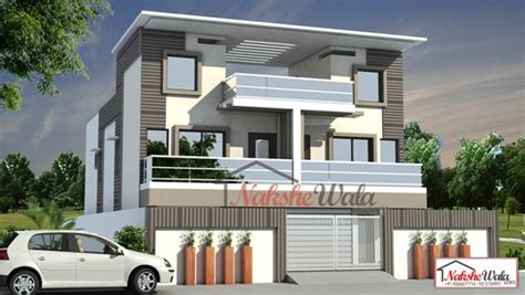 Home Designs And Floor Plans double storey elevation two storey house elevation 3d