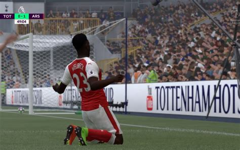 arsenal fifa 17 fifa 17 predicts wenger revels in thwarting tottenham s