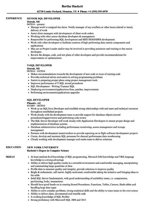 53 beautiful ssis developer resume sample best resume templates