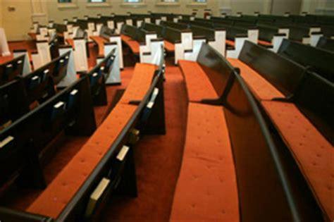 church bench cushions