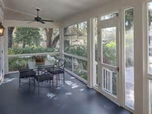 Bungalow With Screened Porch bungalow for sale in beautiful bluffton south carolina