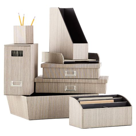 Container Store Desk Organizer Desk Organizers Magazine Holders Pencil Holders The Container Store