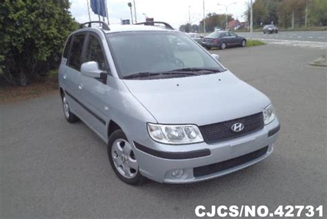 Hyundai Matrix 2009 2009 Left Hyundai Matrix Silver For Sale Stock No