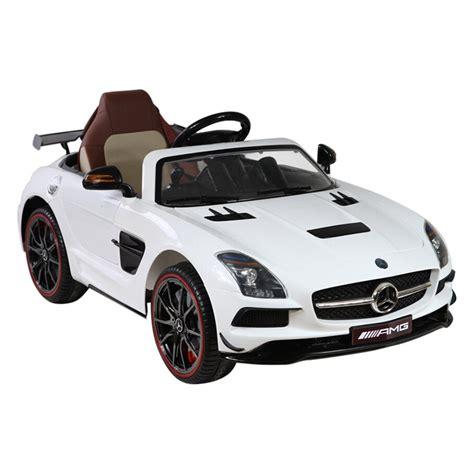 mercedes best car best ride on cars 174 12v black series mercedes sls amg