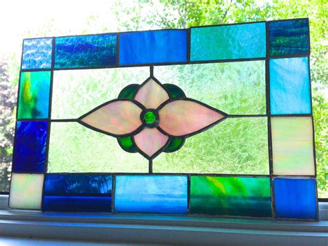 How To Make A Paper Stained Glass Window - how to make a stained glass window panel for beginners