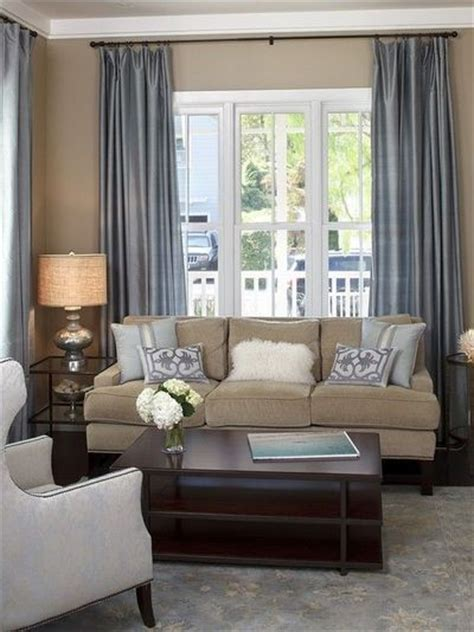Blue And Brown Color Scheme For Living Room living room white slate blue and brown color