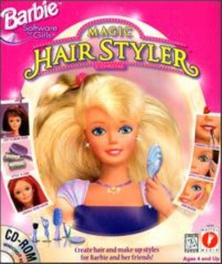 Magic Hairstyler Pc by Magic Hair Styler Pc Cd Doll Salon