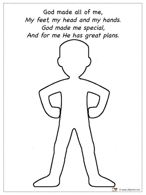 preschool coloring pages all about me all about me coloring sheets for preschool preschool