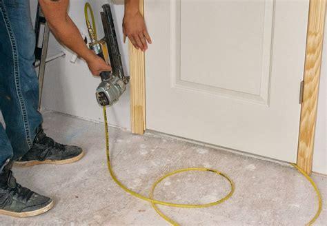 installing exterior door jamb how to install a split jamb door pro construction guide