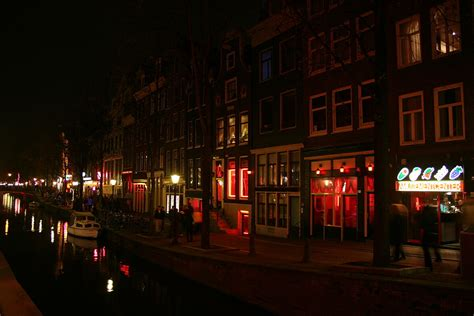 Light District by Prostitution In The Netherlands