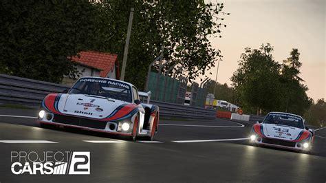 Project Cars 2 Porsche by Le Leggende Porsche Sbarcano Su Project Cars 2 Vgn It