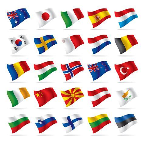 free printable flags of the world poster 世界各国国旗矢量图片 图片id 144099 其他 空间环境 矢量素材 淘图网 taopic com