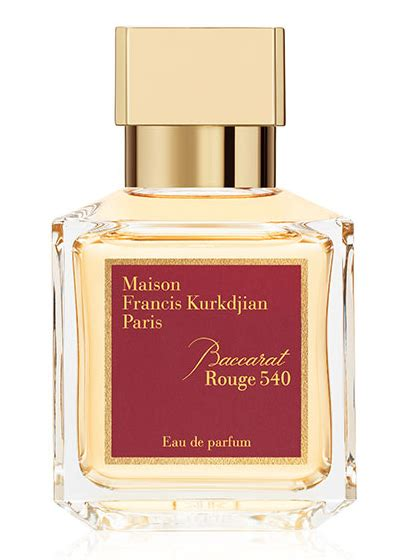 Parfum Baccarat baccarat 540 maison francis kurkdjian perfume a new fragrance for and 2015