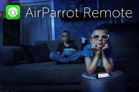 couch potato 2 airparrot remote a tool for the living room