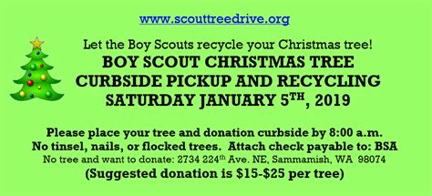 christmas tree recycling issaquah about us