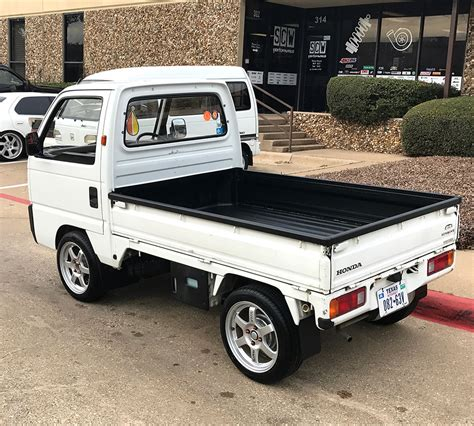 honda truck jdm rhd 1990 honda acty truck 2wd united states for sale