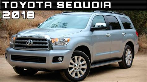 New Toyota Sequoia 2018 by 2018 Toyota Sequoia Auto Car Update