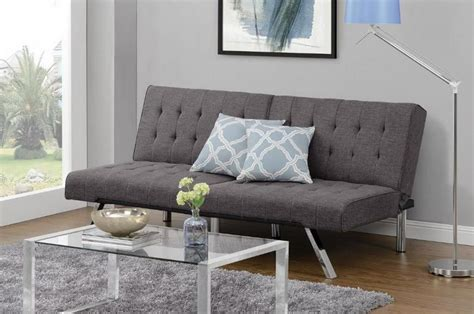 emily convertible futon sofa bed with storage atcshuttle