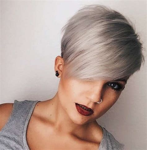hairstyles 2017 short short hairstyles dark hair 2017 8 fashion and women