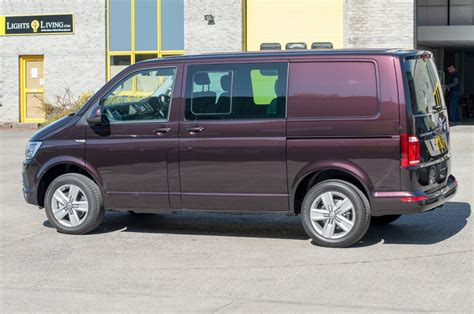 Vehicle Leather Upholstery For Sale New Volkswagen Transporter T6 Swb 180ps 5 Seater
