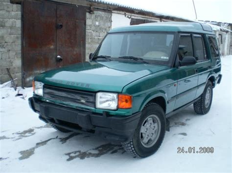 used land rover discovery used 1995 land rover discovery photos