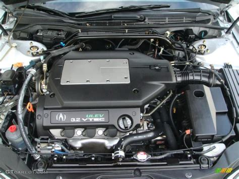 acura cl engine 2001 acura cl 3 2 3 2 liter sohc 24 valve v6 engine photo