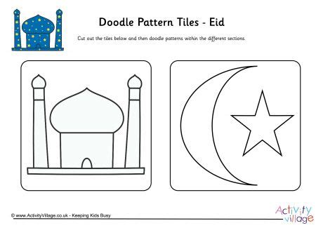 doodle pattern tiles related keywords suggestions for eid activities