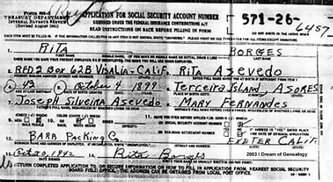 Social Security Office Visalia Ca by I Of Genealogy Free Databases Social Security
