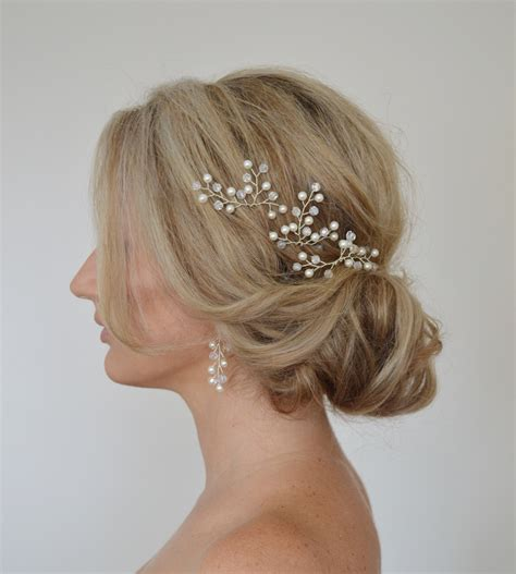 Wedding Hair Clip Accessories by Wedding Hair Uk Wedding Hair Pins Bridal Hair