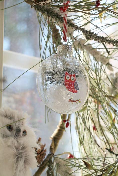 diy owl ornaments simple decorating ideas in the kitchen debbiedoos