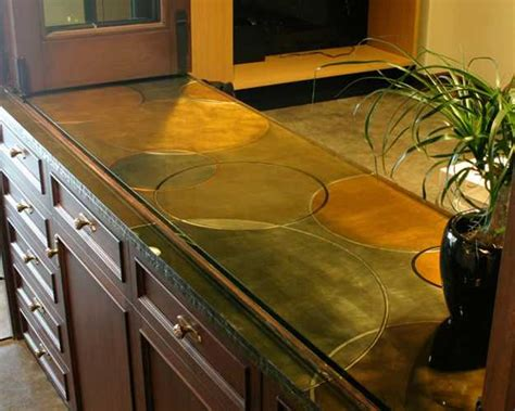 Kitchen Countertops Options by 40 Great Ideas For Your Modern Kitchen Countertop Material