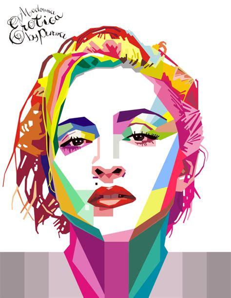 design art styles megapost fan art wheda s pop art portrait wpap