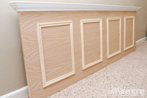 how do you make a door into a swinging bookcase how to make a plain door into a headboard when you cannot