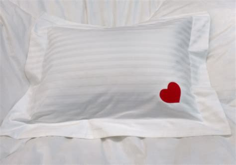 Pillow With Heartbeat by Boudoir Pillow To Basics