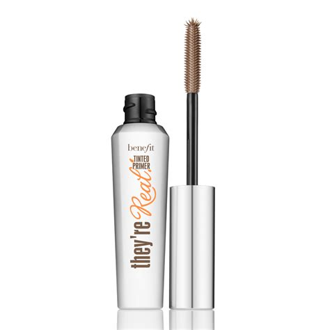 Best Mascara Primers by Benefit They Re Real Tinted Mascara Primer Feelunique