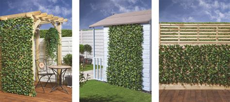 garden screening privacy ideas screen ideas for instant privacy and shade green screens
