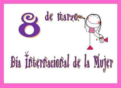 Resumen 8 De Marzo by Biblioteca Gregorio Mara 241 243 N 8 De Marzo D 205 A De La Mujer