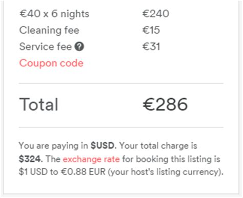 airbnb fee how to save 3 on your next international airbnb booking