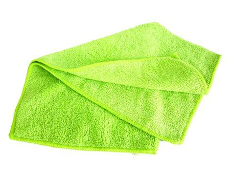 green microfiber towel all purpose
