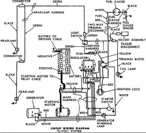 Ford 3910 Tractor Parts Diagram