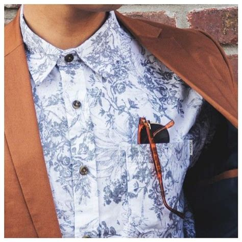 Blue Flower Blouse Point One 25 best ideas about floral shirt on
