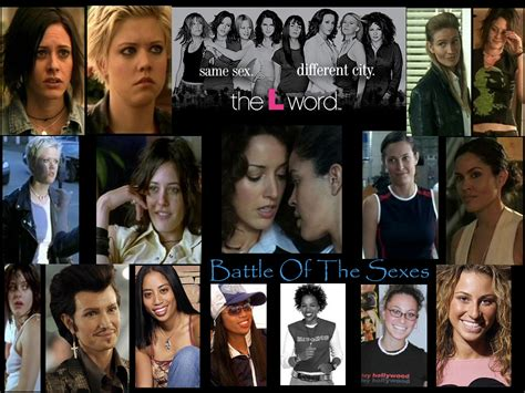 L Work by The L Word The L Word Wallpaper 9654948 Fanpop