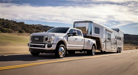 Ford V8 2020 by New 7 3l V8 Added To 2020 Ford F Series Duty Lineup
